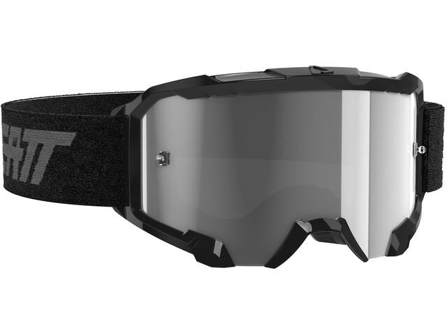 Leatt Velocity 4.5 Anti Fog Goggles black/light grey